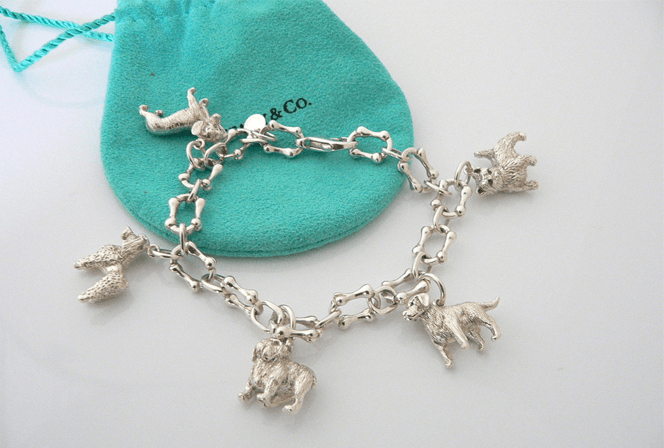 All About Tiffany Charms Bracelet