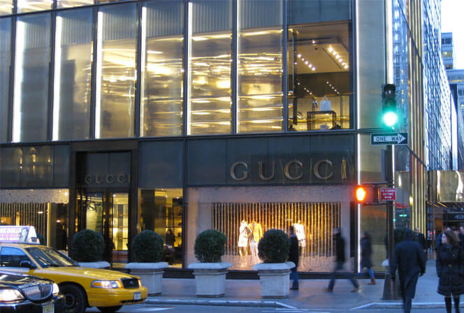 4c7818d0365b7c A Brief History of Gucci - Roy Herzl - Best Diamond Jewelry Buyer in ...